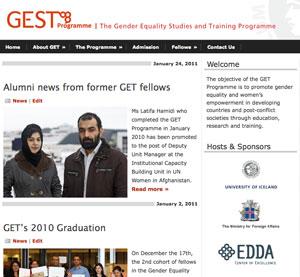 GEST new Website
