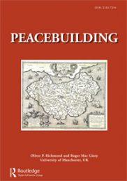 Peacebuilding journal